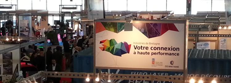Visuel panoramique du Salon Industrie et sous-traitance de Nantes