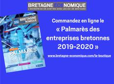 Palmarès des entreprises bretonnes 2019-2020