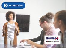 CCI Bretagne certifié Qualiopi